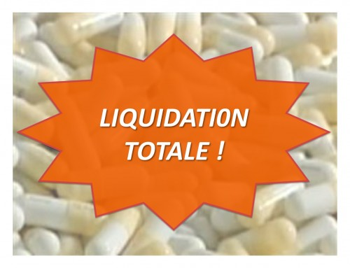 Tamiflu :  Soldes sans  inventaire