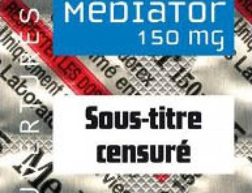 Mediator 150mg – Sous-titre censuré