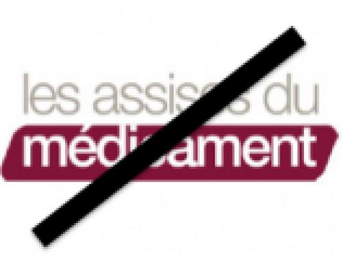La Formindepo eliras el la Konferenco pri medikamentoj
