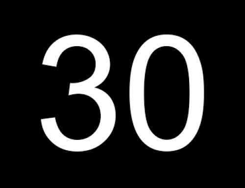 LE MANIFESTE DES 30