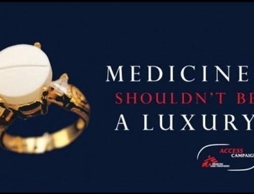Médicaments à prix d'or, hors de prix