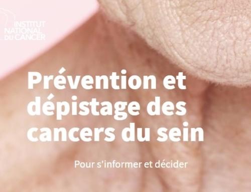 Lettre ouverte à l'Institut National du Cancer