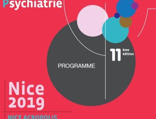 Participation au 11e Congrès Français de Psychiatrie
