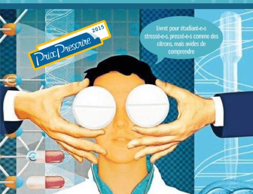 Livret de sensibilisation sur l'influence de l'industrie pharmaceutique